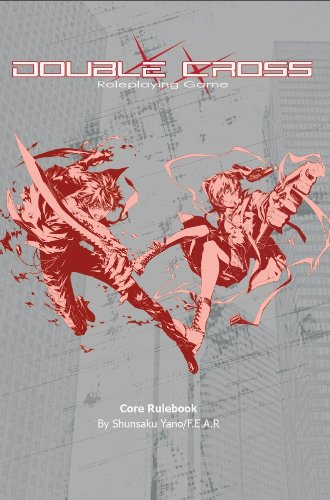 Double Cross Role-playing Game - Core Rulebook (Double Cross Role-playing Game), by Shunsaku Yano, F.E.A.R