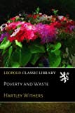 img - for Poverty and Waste book / textbook / text book