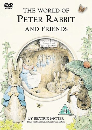 Beatrix Potter - The World Of Peter Rabbit & Friends [DVD]