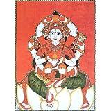 "Dolls Of India ""Mrityunjaya"" Reprint On Paper - Unframed (40.01 X 29.84 Centimeters)"