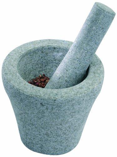Gefu 89004 Pestle and Mortar Granite