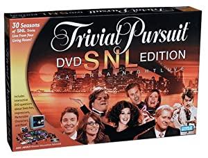 Trivial Pursuit DVD Saturday Night Live Edition