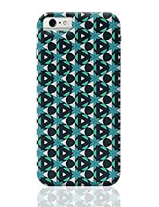 PosterGuy iPhone 6 / iPhone 6S Case Cover - Material Design Pattern   Designed by: Arush Dev