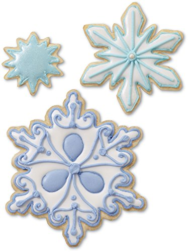 Wilton Snowflake 7-Piece Cookie Cutter Set