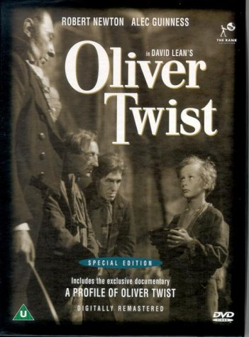Oliver Twist -- Special Edition [DVD] [1948]