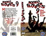 Rodeo Bloopers 9 - DVD