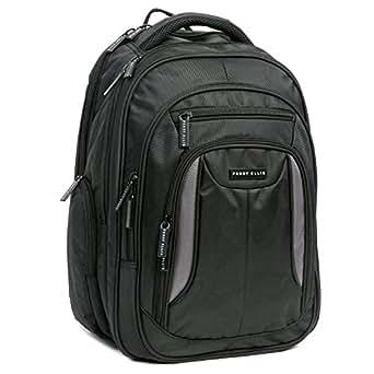Amazon.com: Perry Ellis M160 Business Laptop Backpack, Black: Clothing