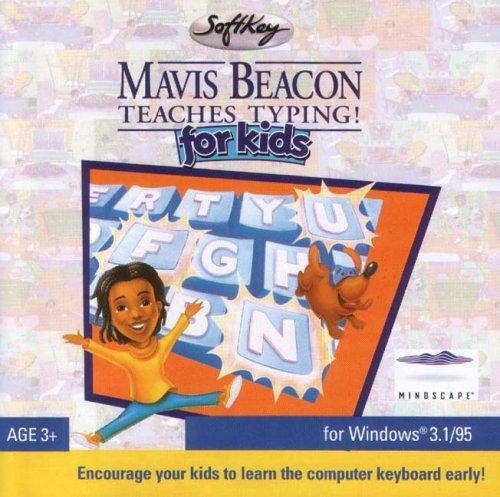 Mavis Teaches Typing For Kids