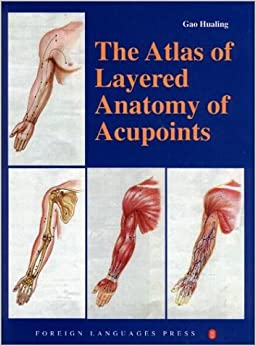 The Atlas of Layered Anatomy of Acupoints: Gao Hualing