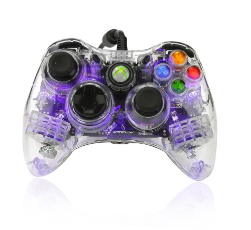 Afterglow Ax.1 Controller For Xbox 360 - Purple