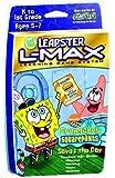 Leapster L-MAX SW Game: Sponge Bob(Lic.)