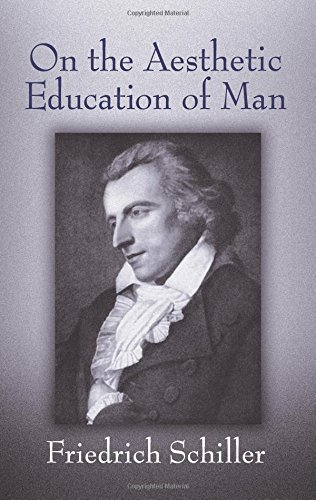 On the Aesthetic Education of Man (Dover Books on Western Philosophy) (Friedrich Schiller Aesthetic compare prices)