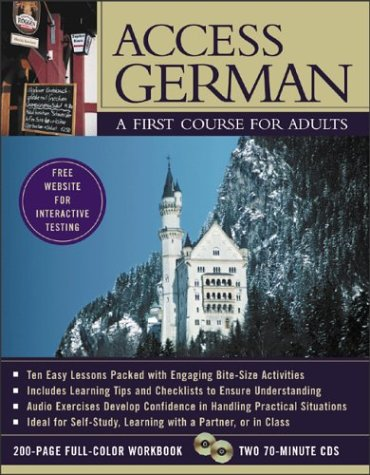 Access German : A First Course for Adults