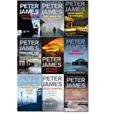 Peter James Peter James Roy Grace Novel 9 Books Collection Pack Set,Not Dead Yet Dead Man's Grip Dead Like You Dead Simple Dead Tomorrow Looking Good Dead Not Dead Enough Dead Man's Footsteps, & [hardcover] Dead Man's Time