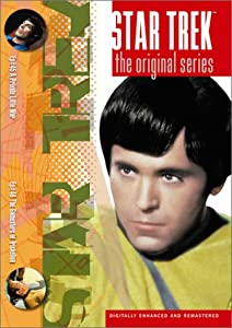 """Star Trek, Vol. 23: Private Little / Gamesters (Full Screen)"""