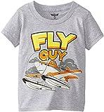 Disney Boys' Planes Fly Guy Short Sleeve Shirt