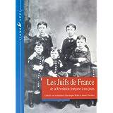 Les juifs de France: De la Revolution francaise a nos jours (Librairie europeenne des idees) (French Edition)