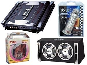 Amazon.com: Pyle Mega Amplifier/Subwoofer/Capacitor