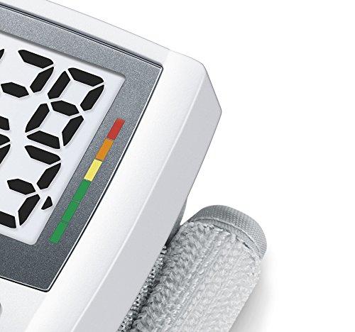 Sanitas SBC 21 - Handgelenk-Blutdruckmessgerät, grau - 3