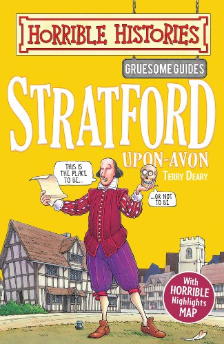 Terry Deary - Gruesome Guides: Stratford-upon-Avon