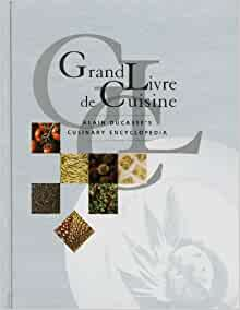 Grand livre de cuisine alain ducasse for Alain ducasse ecole de cuisine