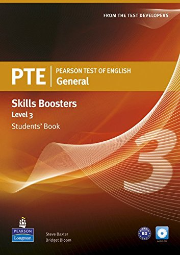 Pearson Test of English General Skills Booster 3 Students' Book and CDPack (Pearson Tests of English)