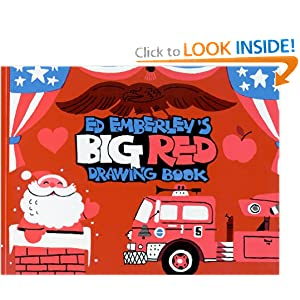 Ed Emberley's Big Red Drawing Book