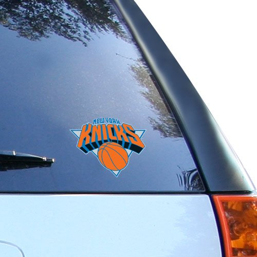 NBA New York Knicks Small Static Decal, One Size (Knicks Decal compare prices)