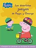 Peppa Pig. Los Divertidos Juegos De Peppa Y George