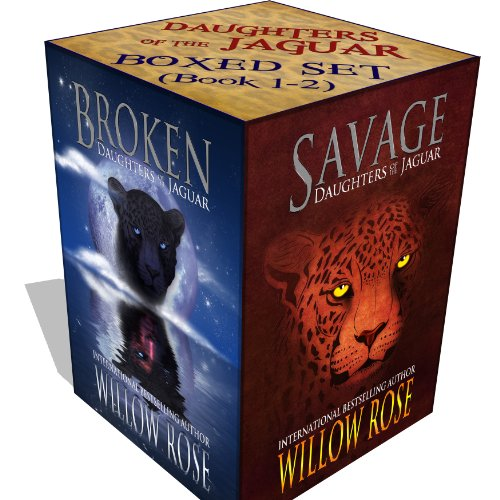 Daughters of the Jaguar - Boxed Set (Book 1-2)
