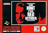 The Hunt for Red October - Super Nintendo - PAL