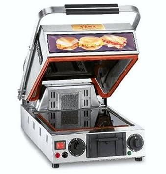 restoconcept appareil appareil panini 2 en 1 grill et et four vema appareil panini. Black Bedroom Furniture Sets. Home Design Ideas