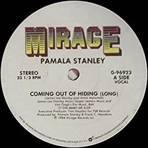 Pamala Stanley - Coming Out of Hiding [Vinyl] - Amazon.com
