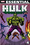 Essential Hulk - Volume 4 (0785164227) by Thomas, Roy