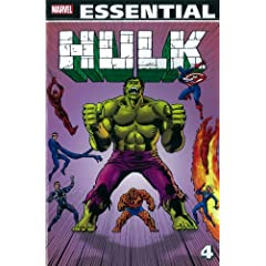 Essential Hulk - Volume 4 (Incredible Hulk)