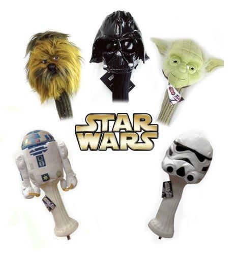 star wars golf head cover collector series set 460 cc yoda