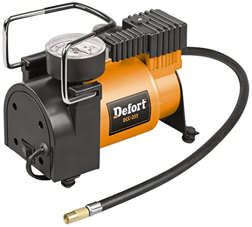 Defort-DCC-255-Auto-Kompressor-12-Volt-mit-Hochleistungsmotor