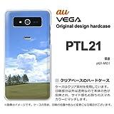au VEGA PTL21 ケース VEGA PTL21 カバー ケース・ジャケット【草原/ptl21-M931】