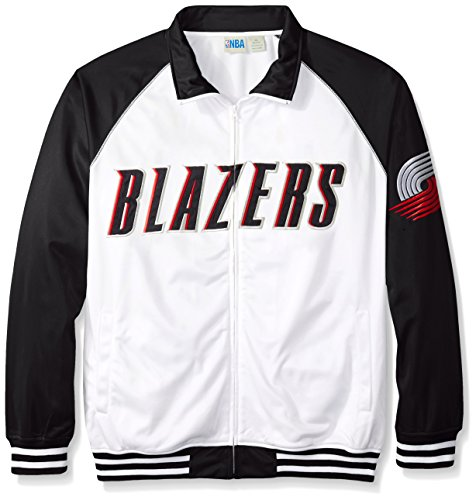 NBA Portland Trail Blazers Men's Tricot Track Jacket