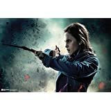 Hungover Hermione Granger Poster Harry Potter Special Paper Poster (13x19 Inches)