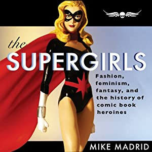 The Supergirls Audiobook