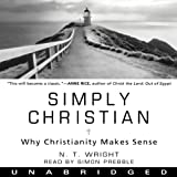 img - for Simply Christian book / textbook / text book