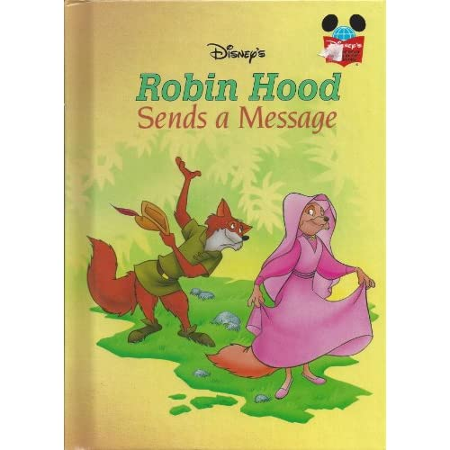 Disney's Robin Hood Sends A Message (Disney's Wonderful World of