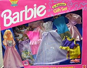 Barbie Fashion Gift Set Retired 1992