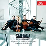 Smetana - String Quartets No 1 and 2