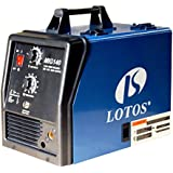 LOTOS MIG140 140Amp MIG Welder - Additional Flux Cored and Aluminum Gas Shielded Welding Functions
