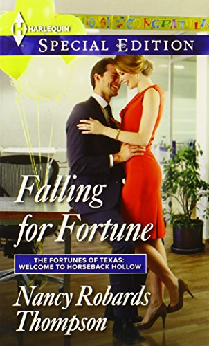 Image of Falling for Fortune (Harlequin Special Edition\The Fortunes of Texas: Welcome to Horseback H)