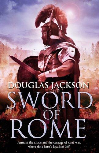 Sword of Rome (Gaius Valerius Verrens, #4)