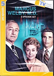 Marcus Welby, M.D. (5 Episode Set) from 0