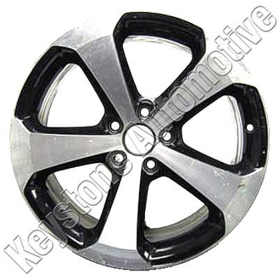 18'' Machined And Black Refurbished OEM Wheels for 11-14 VOLKSWAGEN PASSAT CC
